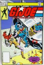 Comic Book - Marvel Comics - G.I.JOE #009 reprint