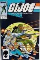 Comic Book - Marvel Comics - G.I.JOE #061