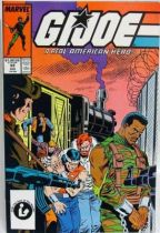 Comic Book - Marvel Comics - G.I.JOE #062