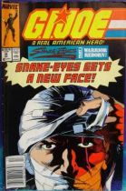Comic Book - Marvel Comics - G.I.JOE #094