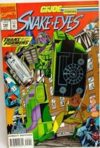 Comic Book - Marvel Comics - G.I.JOE #142