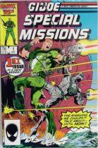 Comic Book - Marvel Comics - G.I.JOE Special Missions #01