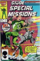 Comic Book - Marvel Comics - G.I.JOE Special Missions #01