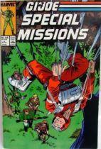 Comic Book - Marvel Comics - G.I.JOE Special Missions #04