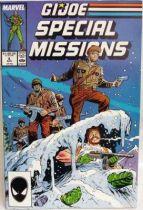 Comic Book - Marvel Comics - G.I.JOE Special Missions #06