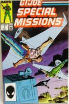 Comic Book - Marvel Comics - G.I.JOE Special Missions #07
