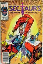 Comic Book - Marvel Comics - Sectaurs #3