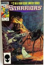 Comic Book - Marvel Comics - Starriors #2