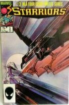 Comic Book - Marvel Comics - Starriors #3