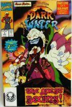 Comic Book - Marvel Comics - The Pirates of Dark Water #1