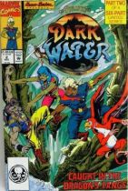 Comic Book - Marvel Comics - The Pirates of Dark Water #2