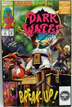 Comic Book - Marvel Comics - The Pirates of Dark Water #4