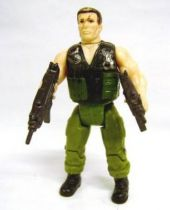 Commando John Matrix (Arnold) 3\'\'3/4 action figure (loose)