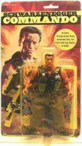 Commando John Matrix (Arnold) Mint on card action figure