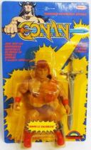 Conan (Remco-Delavennat) - Conan the Warrior (mint on French card)