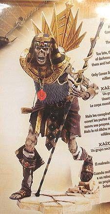 Conan le Barbare - McFarlane Toys - Xaltotun the Undead