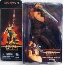 Conan le Barbare - NECA - Temple of the Serpent Conan