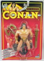 Conan The Adventurer - Hasbro - Conan The Adventurer (mint on card))