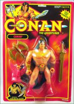 Conan The Adventurer - Hasbro - Conan The Adventurer (mint on USA card)
