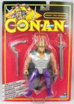 Conan The Adventurer - Hasbro - Conan The Warrior (mint on card))
