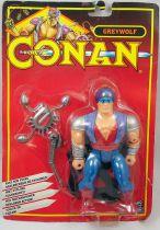 Conan The Adventurer - Hasbro - Greywolf (mint on card))