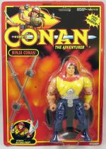 Conan The Adventurer - Hasbro - Ninja Conan (mint on card)