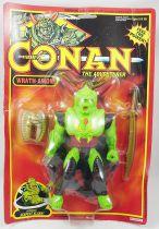 Conan The Adventurer - Hasbro - Wrath-Amon (mint on USA card)