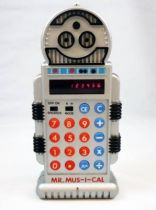 Concept 2000 - Music Calculator - Mr. Mus-i-cal