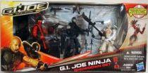 (copie) G.I.JOE Retaliation 2013 - G.I.Joe Ninja Dojo : Beachhead, Night Ops Roadblock, Kamakura