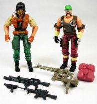(copie) G.I.Joe vs. Cobra - 2002 - Duke & Dreadnok Ripper (loose)