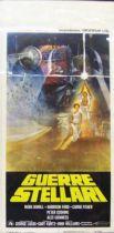Guerre Stellari (Star Wars) 1977 - Affiche italienne (33x70cm) 01