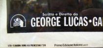 Guerre Stellari (Star Wars) 1977 - Affiche italienne (33x70cm) 02