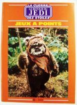 Le Retour du Jedi 1983 - Hachette Jeunesse - Jeux à Points 01