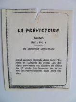 (copie) Starlux - Prehistory Notice - Auroch (réf PH4)
