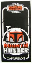 The Empire strikes back 1982 - Palitoy - Bounty Hunter Capture Log (catalogue mail-order) 01