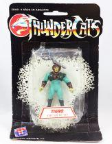 (copie) Thundercats - Kidworks (Unitoys) Miniatures - Tygra (mint on card)