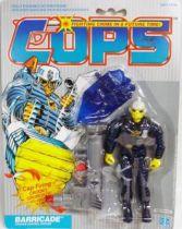 C.O.P.S. & Crooks - Barricade (USA card)