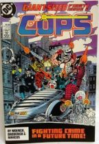 C.O.P.S. & Crooks - Comic Book - DC Comics - COPS #1