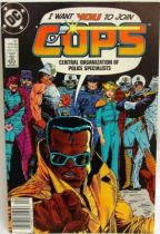 C.O.P.S. & Crooks - Comic Book - DC Comics - COPS #11
