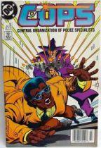 C.O.P.S. & Crooks - Comic Book - DC Comics - COPS #14