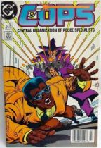 C.O.P.S. & Crooks - Comic Book - DC Comics - COPS #14