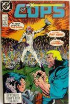 C.O.P.S. & Crooks - Comic Book - DC Comics - COPS #3