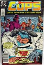 C.O.P.S. & Crooks - Comic Book - DC Comics - COPS #6