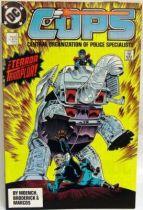 C.O.P.S. & Crooks - Comic Book - DC Comics - COPS #7