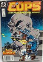 C.O.P.S. & Crooks - Comic Book - DC Comics - COPS #9