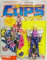 C.O.P.S. & Crooks - Hyena (USA card)