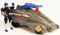 C.O.P.S. & Crooks - Ironsides Armored Car (loose)