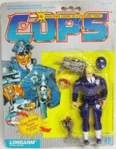 C.O.P.S. & Crooks - Long Arm (USA card)