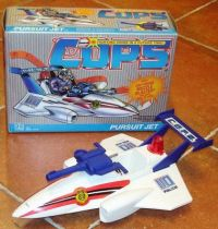 C.O.P.S. & Crooks - Pursuit Jet