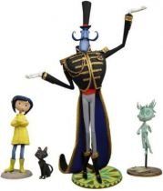 Coraline - PVC Figures Set A - NECA